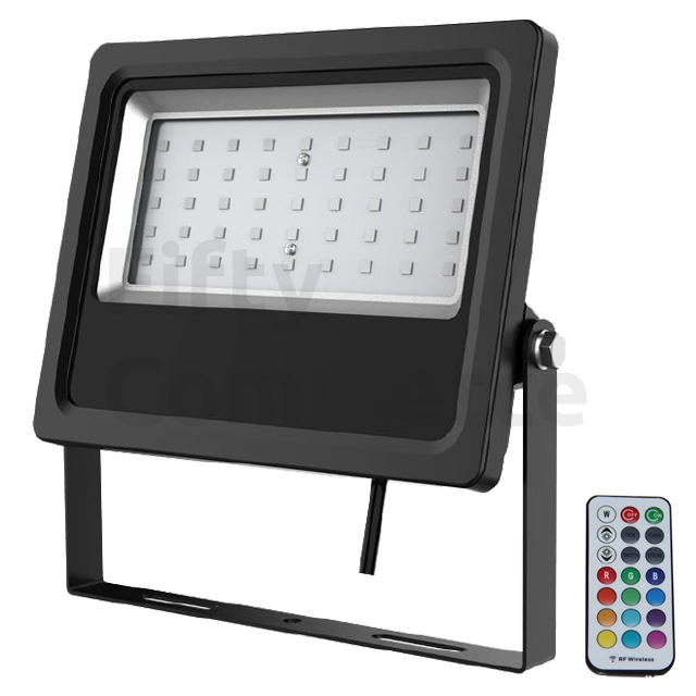 60W rgb led bouwlamp