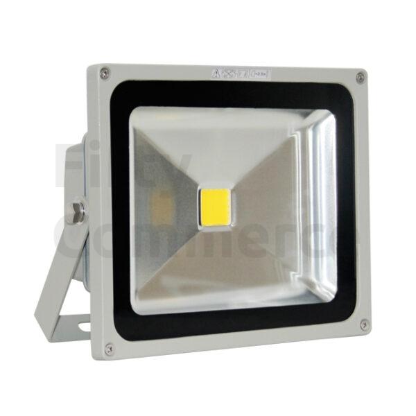 Led bouwlamp 50W groen licht beveiligingsverlichting