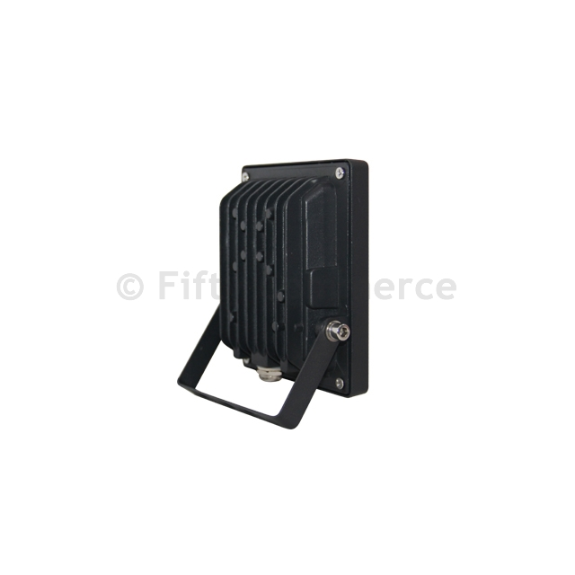 SMD led floodlight 10w zwarte behuizing