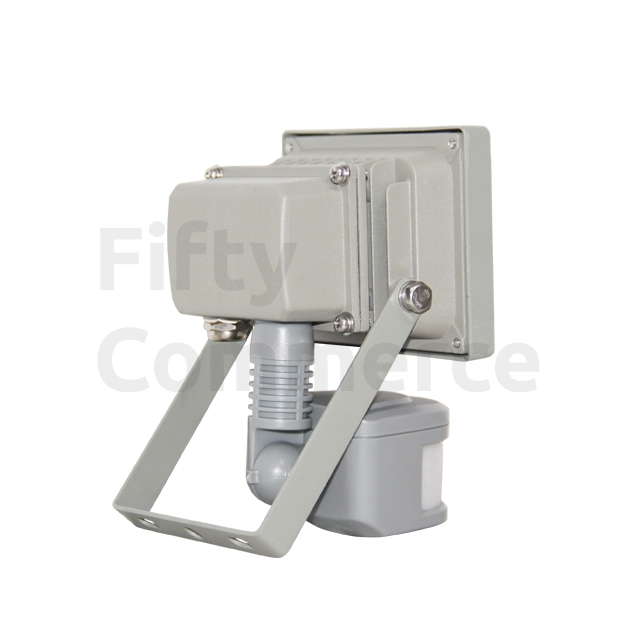 Sensor led bouwlamp 10 Watt warm wit