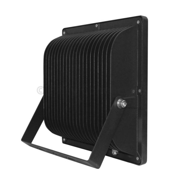 Led bouwlamp 150W zwart