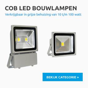 COB Led Bouwlampen
